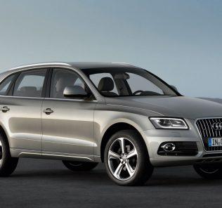 Audi Q5 2.0 TDI 150hp Pro Line S 2013
