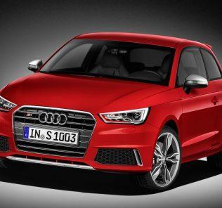 Audi S1 2.0 TFSI quattro Pro Line Plus 2015