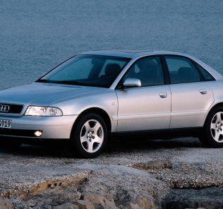 Audi A4 1.9 TDI quattro 115hp 2000
