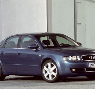 Audi A4 1.8 5V Turbo 163hp 2002