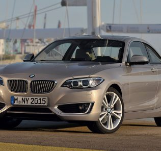 BMW 218d Coupe 2015