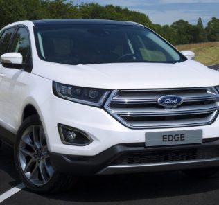 Ford Edge 2.0 TDCi Bi-Turbo Vignale 2016