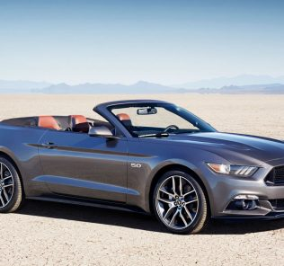 Ford Mustang Convertible GT 5.0 V8 2015