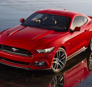 Ford Mustang Fastback GT 5.0 V8 2015