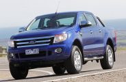 Ford Ranger Double Cab 3.2 TDCi Wildtrak 2012