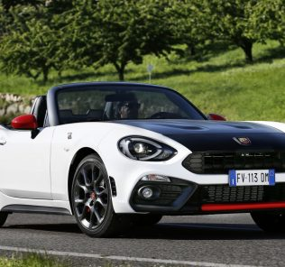 Abarth 124 Spider 1.4 MultiAir 16v 2016