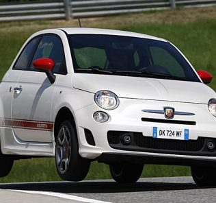 Abarth 500 1.4 16v T-Jet Elaborabile 135 2012