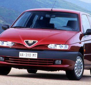 Alfa Romeo 145 Quadrifoglio 1995
