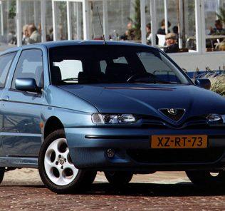 Alfa Romeo 145 1.9 JTD L 1999