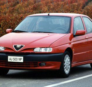 Alfa Romeo 146 1.4 i.e. Basis 1996