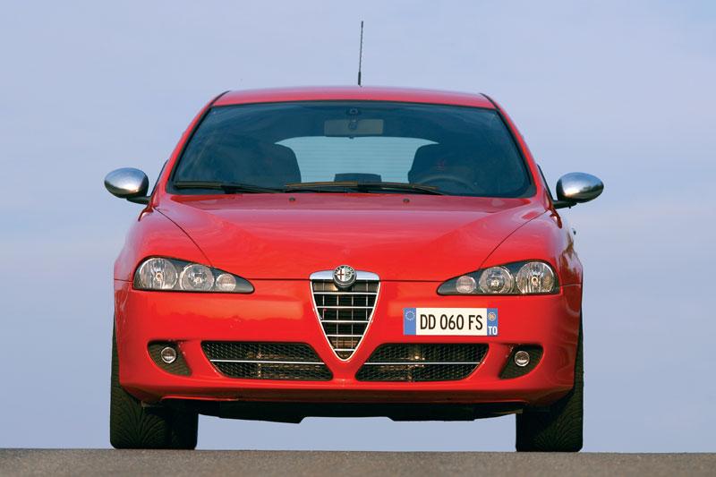 Alfa Romeo 147 1.6 T.Spark 16V Business Pro 2008