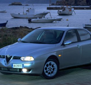 Alfa Romeo 156 GTA 3.2 V6 24V Selespeed 2003