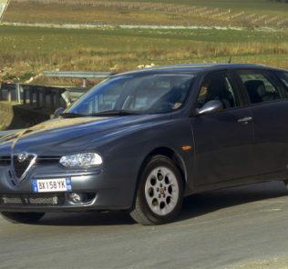 Alfa Romeo 156 Sportwagon GTA 3.2 V6 24V Selespeed 2003
