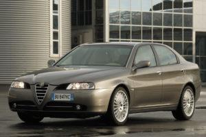 Alfa Romeo 166 2.4 JTDm 20v Distinctive 2003