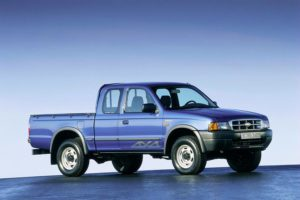 Ford Ranger Fuses and Relays Diagram (1998 – 2000)
